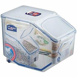 LOCK Food Bins & Canisters &amp Bulk Storage Container With