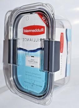 NEW 4.7 cup Rubbermaid Brilliance Food Storage Containers BP