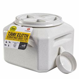 NEW Gamma2 Vittles Vault Plus 15 lb Pet Food Storage Contain