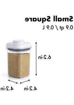 POP Container - Airtight Food Storage-0.9Qt for Brown Sugar