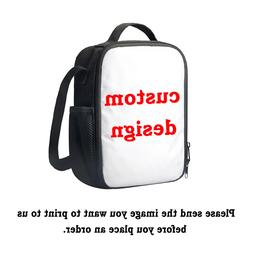 Personalised Insulated Lunch Box Bento Bag Food Storage Cont