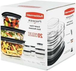Rubbermaid Premier Stain Resistant Food Storage Containers 2