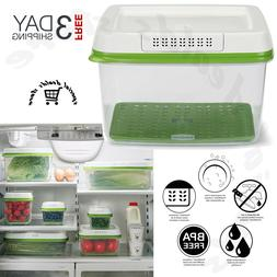 Rubbermaid FreshWorks Produce Saver Food Storage Container L