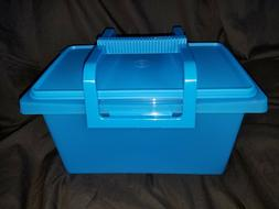 TUPPERWARE Small Carry All Storage Container Rice Pet Food B
