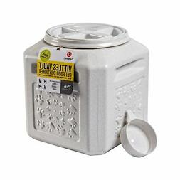 Vittles Vault Outback 25 lb Airtight Pet Food Storage Contai